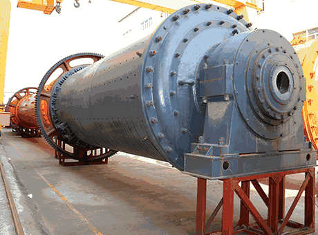 ore processing equipment introduction india