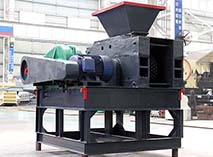 How Is Coal Face Briquetting Machinein Kenya