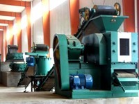 costa rica static briquette machine