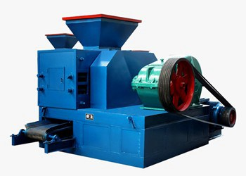 How Is Pulverized Coal Briquetting Machinein Kenya