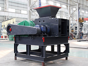Charcoal Powder Press Briquette Machine Coal Dust Briquetting Plant In Pakistan