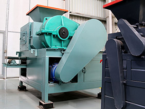 philippines hydraulic briquette press machine