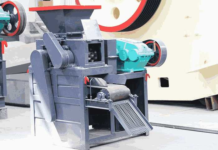 kenya chromium ore powder briquetting machine