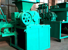 Charcoal Making Equipment Briquetting Machine In Kenya
