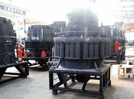 hst copper ore cone crusher for sale from china