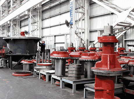 cone crusher plants in china