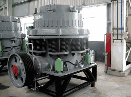 Manufacturer Of Iron Ore Crusher Primary And Cone In China