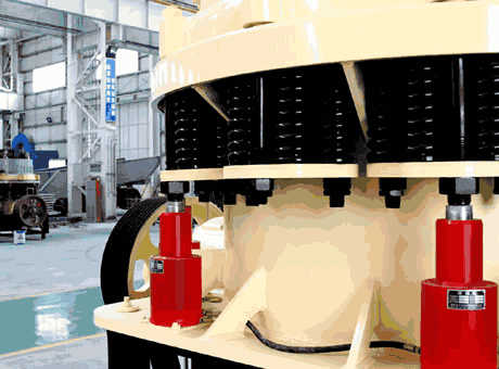 China Standard Cone Crusher