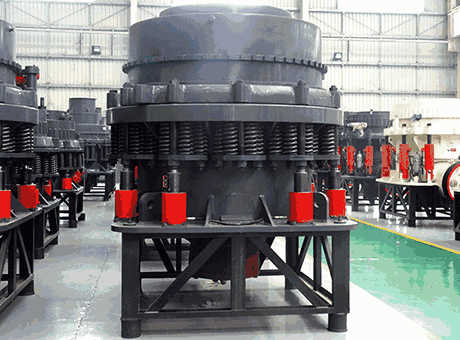 7fit shed head cone crusher of china