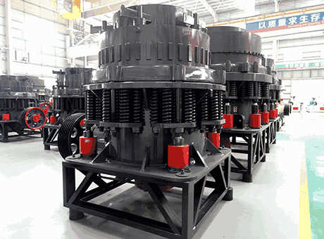 s series cone crusher in singapore