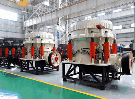 design of cone crusher and working principle in pakistan