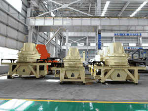 10t h small scale mining equipment