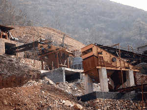 crushed rock supplir india railway projects