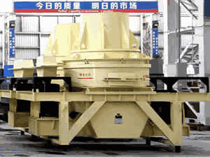 machinery for robo sand manufacturing process in india