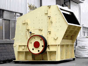 crusher is used for pebble in pakistan