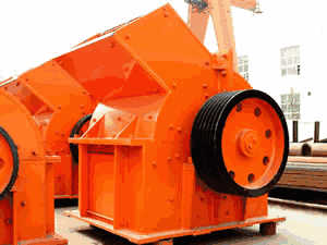 used equipment for mineral processing