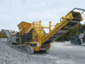 iron ore primary secondary and tertiary crusher