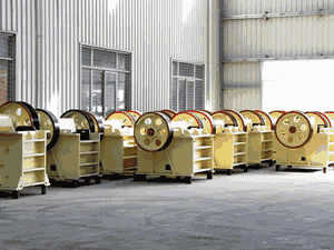 cost of iron ore mining equipments in india