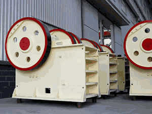 non polluting stone crushers from china