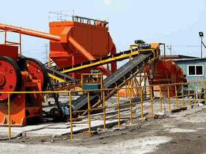 mineral processing equipment in africa