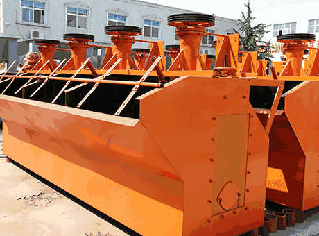 brand new spring copper ore flotation cell for zambia