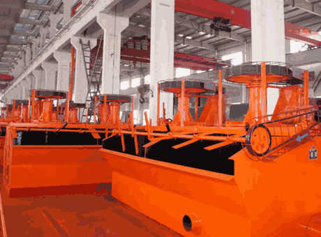 sand flotation machine in indonesia