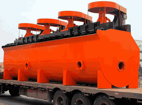 silver ore flotation equipment mexico