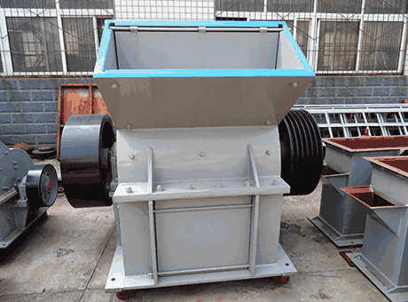 balancing of hammer crusher in india
