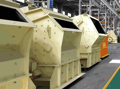 application of impact crusher in cement industry