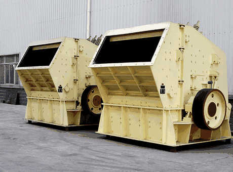small pf series iron sulphide ore impact crusher in kenya