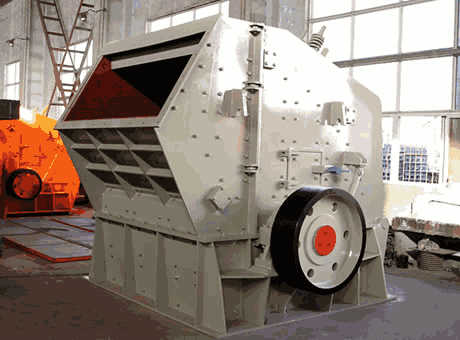 rotating vertical impact crusher