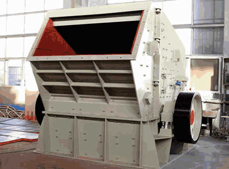 coal gangue impact crusher