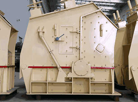 blow bar impact crusher from china golden supplier