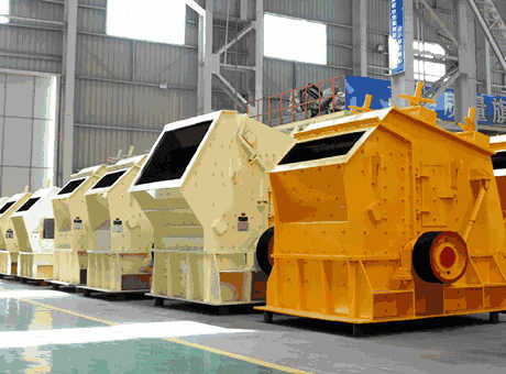 fine impact crusher stone impact crusher used in sand making production line