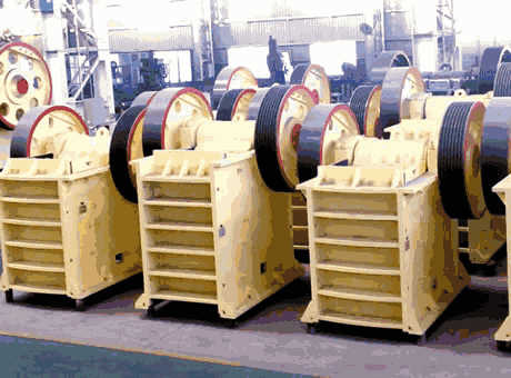 jaw crusher parts and their working brazil