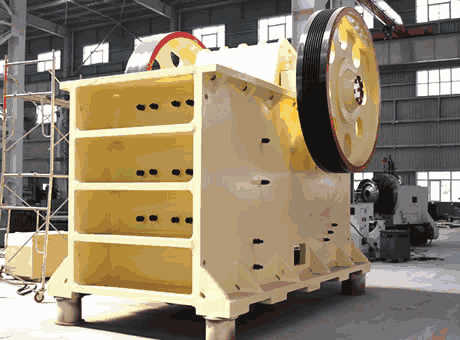pex stone jaw crusher