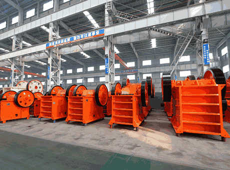 china jaw crushers