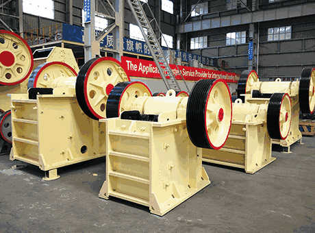 types of jaw crusher in china