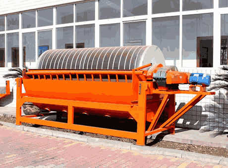 5 ount iron ore magnetic separator from turkey