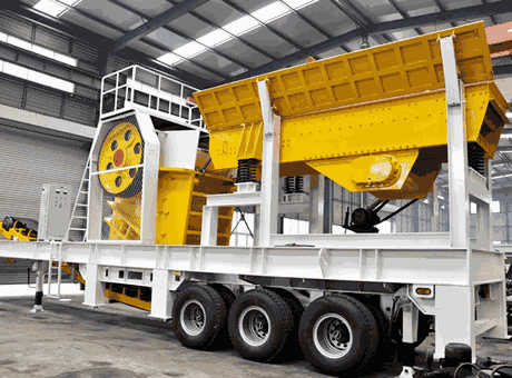 indonesia mobile rock crusher for sale