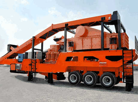 mobile sand crushers in pakistan