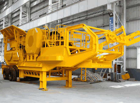 mobile crusher plant in south africa