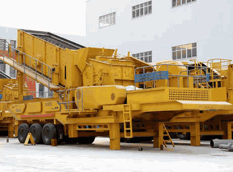 portable iron ore crusher manufacturer in india