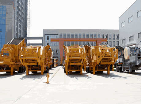 used mobile crusher parts in united states