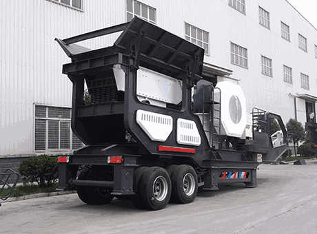german mobile crusher in nigeria
