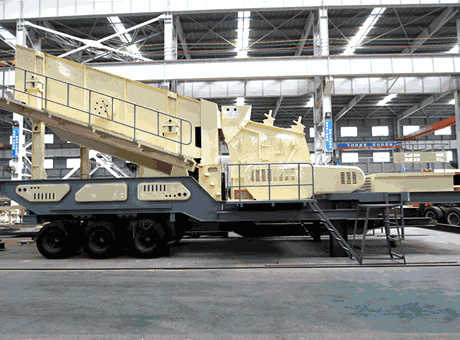 mobile gold ore crushing machines in iran