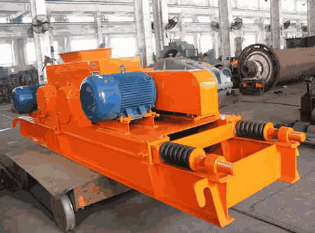 detailed specifications of double roll crusher