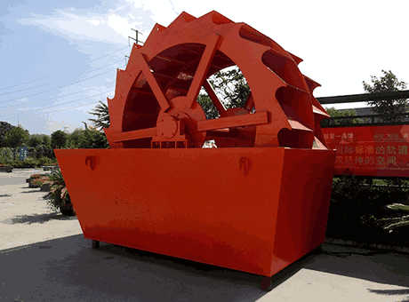 how does work the crusher sand washing machine in nigeria