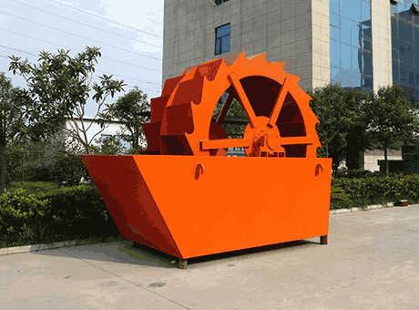silica sand screen washing machines