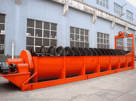high weir spiral classifier singapore for sale